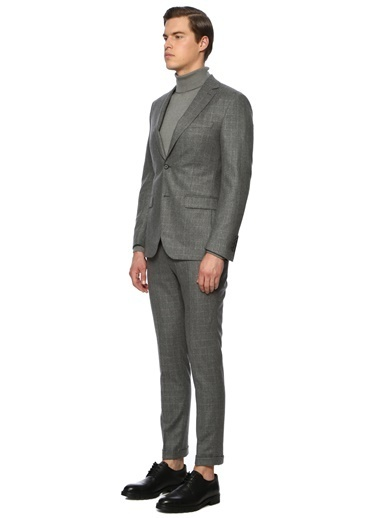 NetWork Takım Elbise Gri